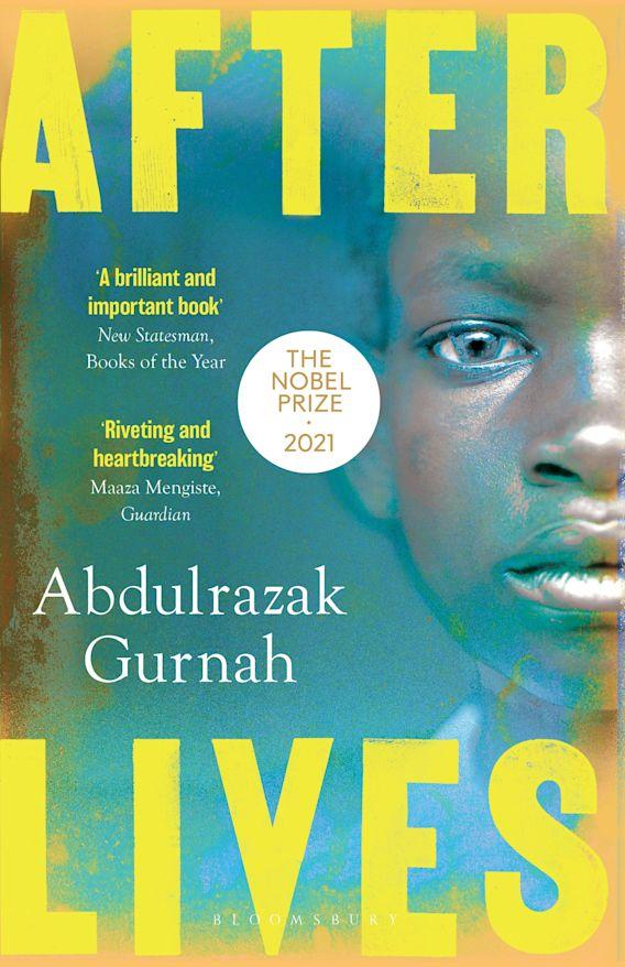 Afterlives cover