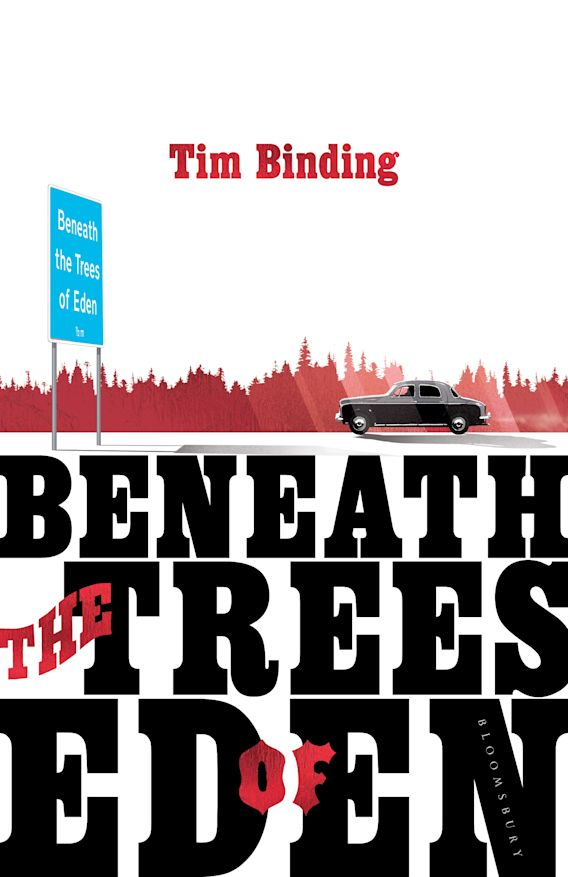Beneath the Trees of Eden cover