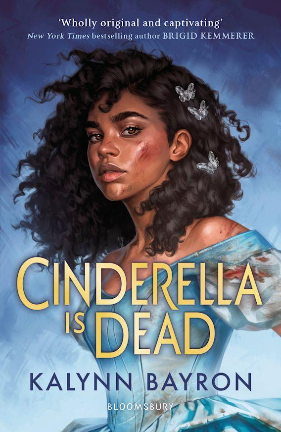 Cinderella Is Dead cover