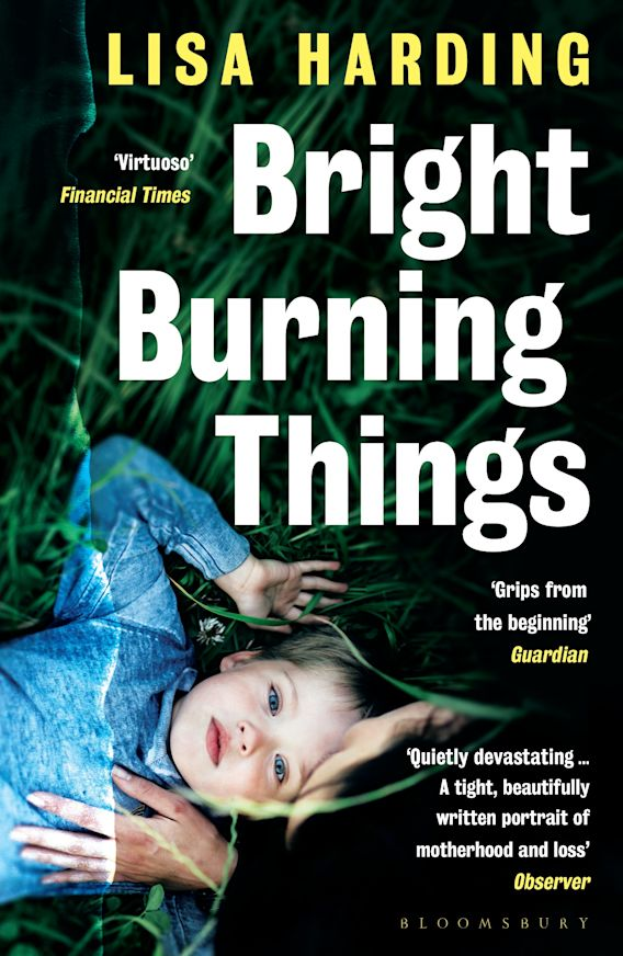 Bright Burning Things cover
