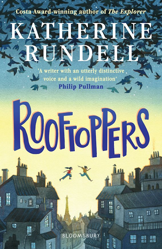 Rooftoppers cover