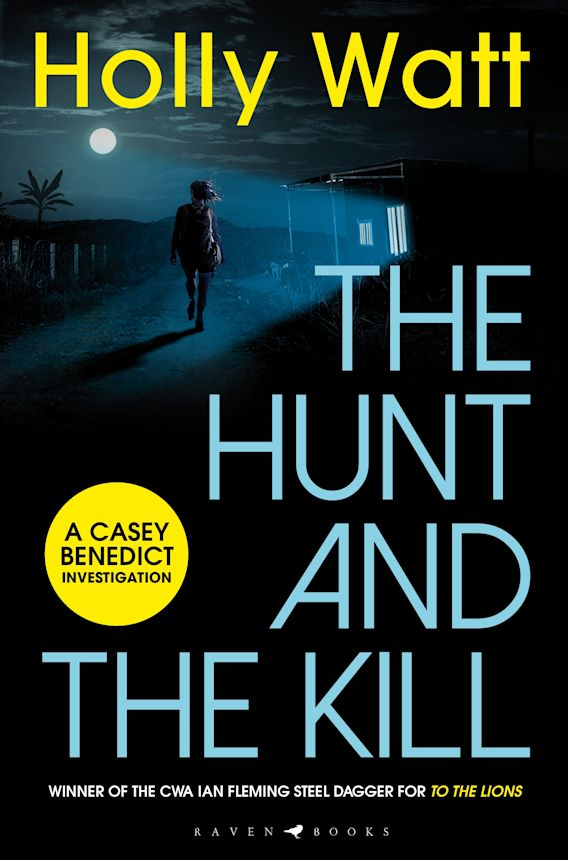 The Hunt and the Kill cover