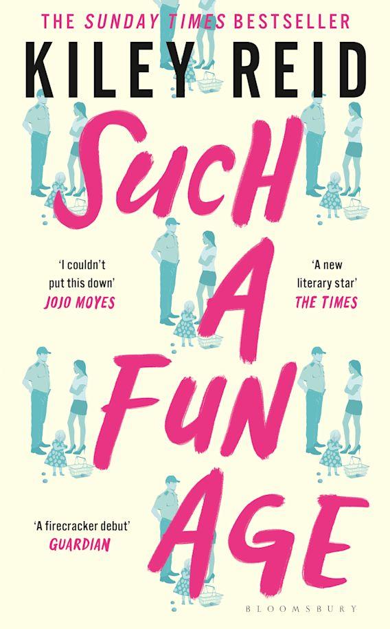 Such a Fun Age cover