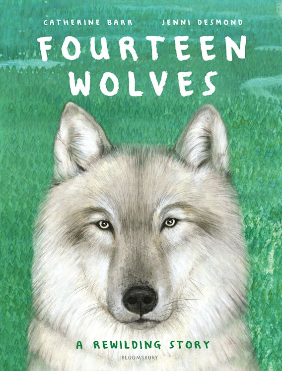 Fourteen Wolves cover