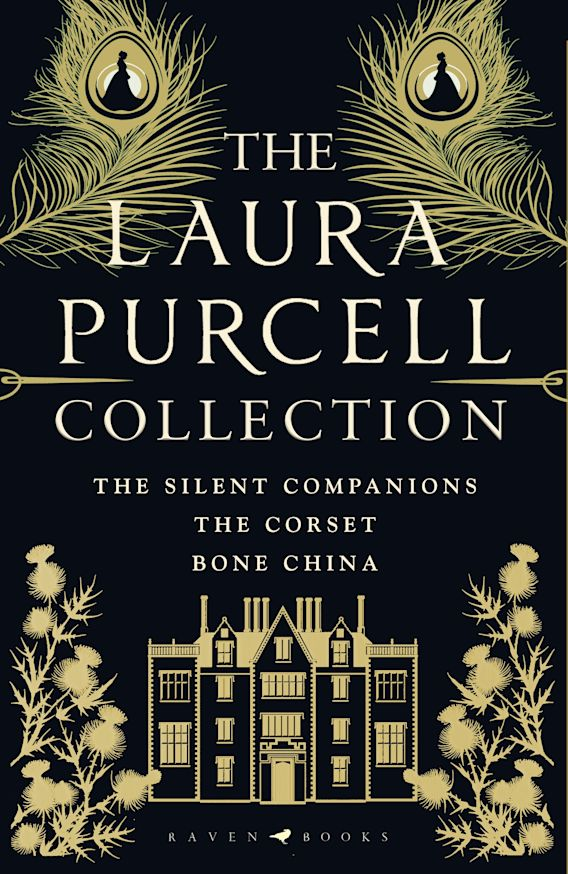 The Laura Purcell Collection cover