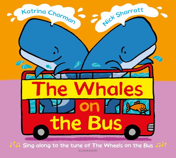 The Whales on the Bus cover