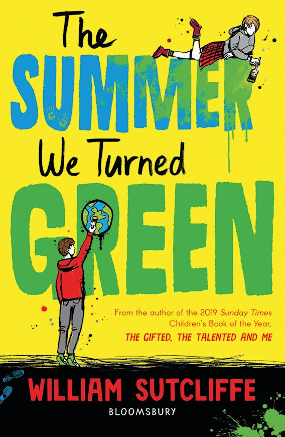 The Summer We Turned Green cover