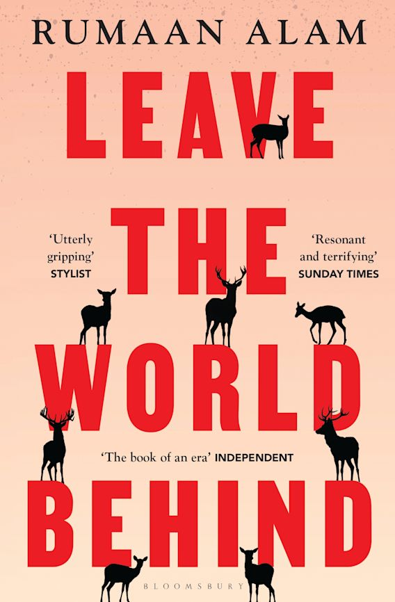 Leave the World Behind cover