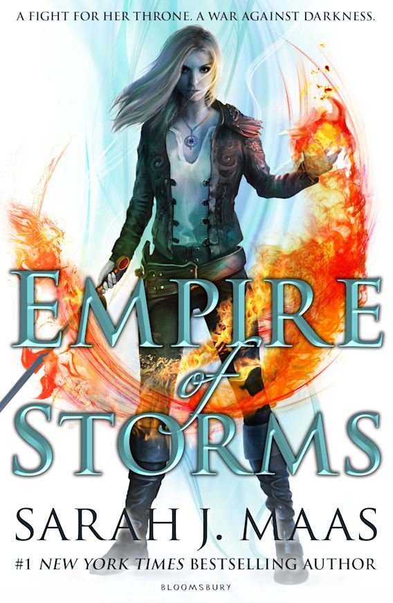 Empire of Storms cover