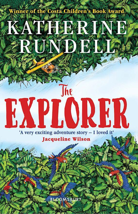 The Explorer cover