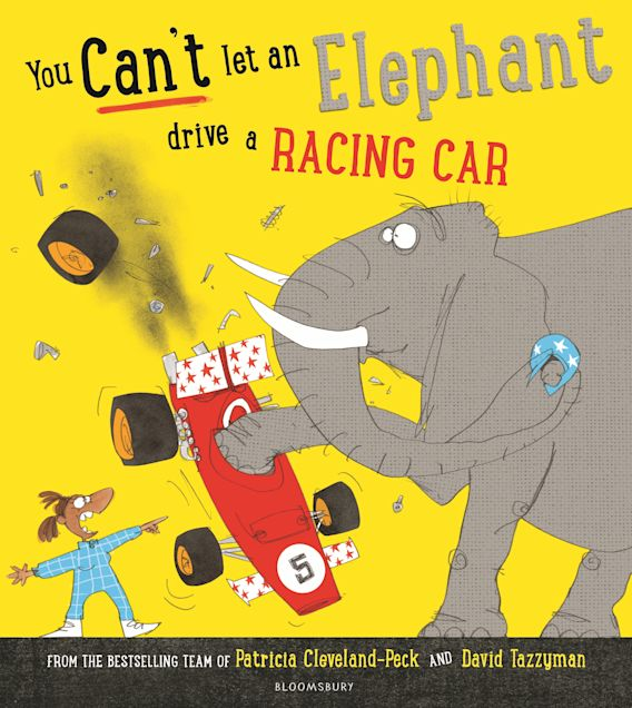 You Can't Let an Elephant Drive a Racing Car cover