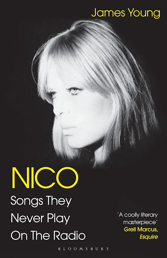 Nico, Songs They Never Play on the Radio cover