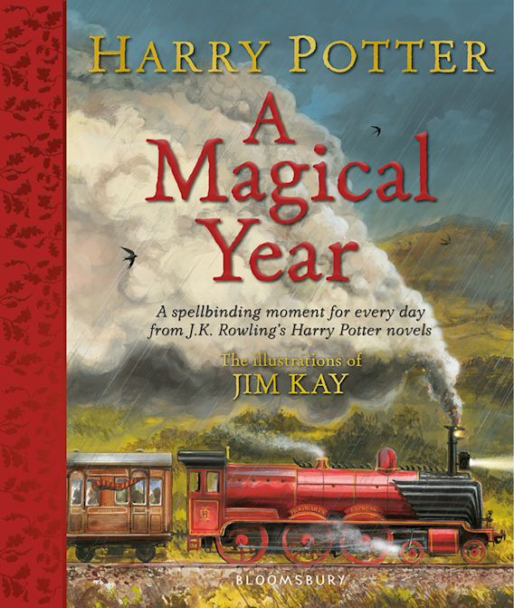 Harry Potter – A Magical Year cover