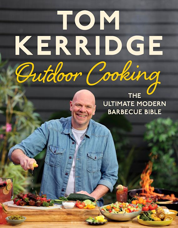 Tom Kerridge's Outdoor Cooking cover