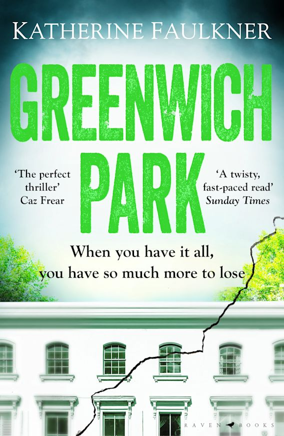 Greenwich Park cover
