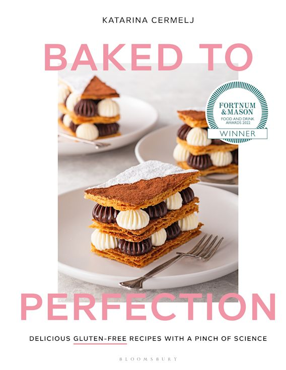 Baked to Perfection cover