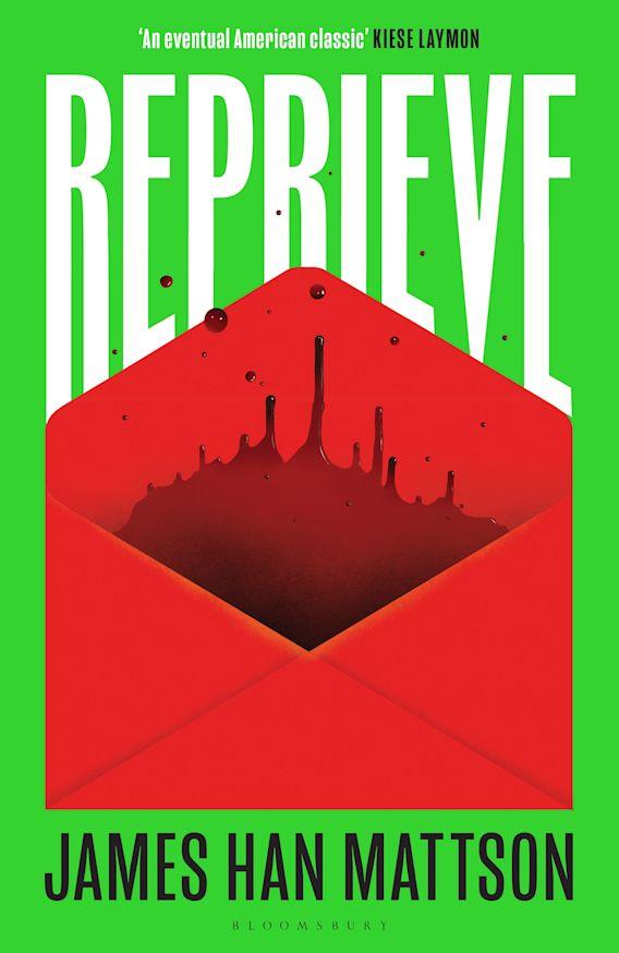 Reprieve cover