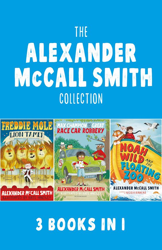 The Alexander McCall Smith Collection cover