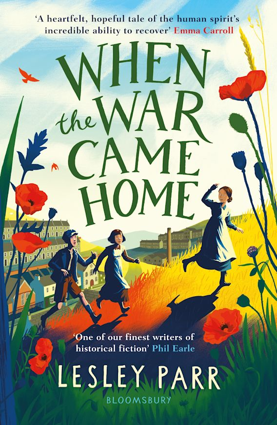 When The War Came Home cover