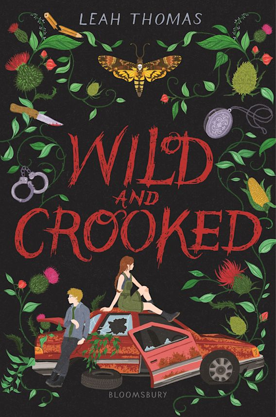 Wild and Crooked cover