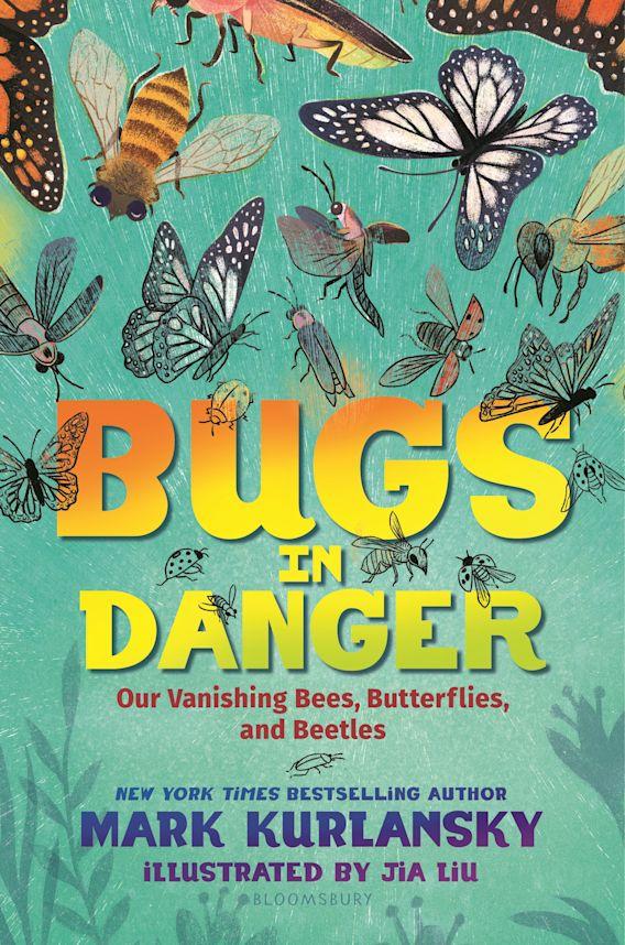Bugs in Danger cover