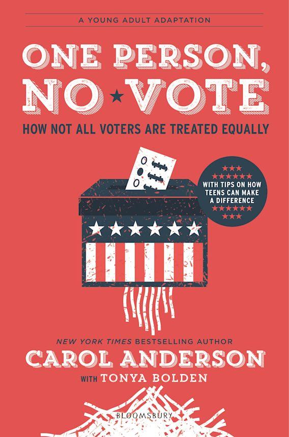 One Person, No Vote (YA edition) cover