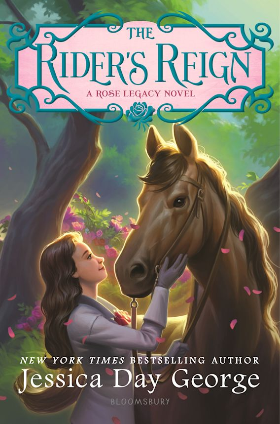 The Rider's Reign cover