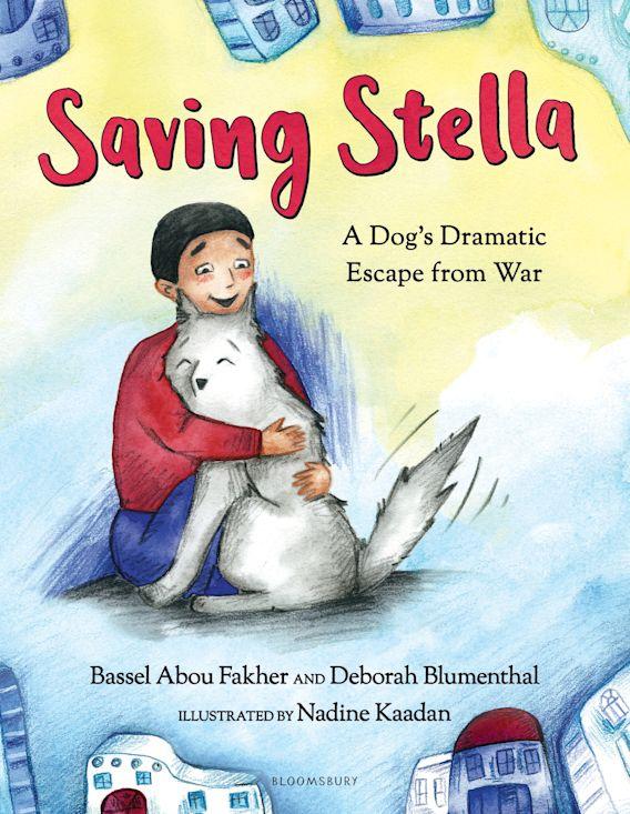 Saving Stella cover