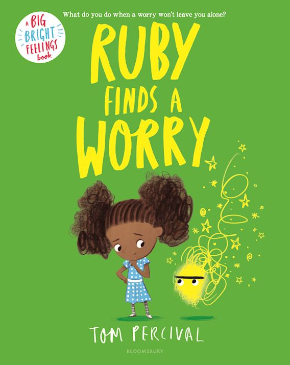 Ruby Finds a Worry cover