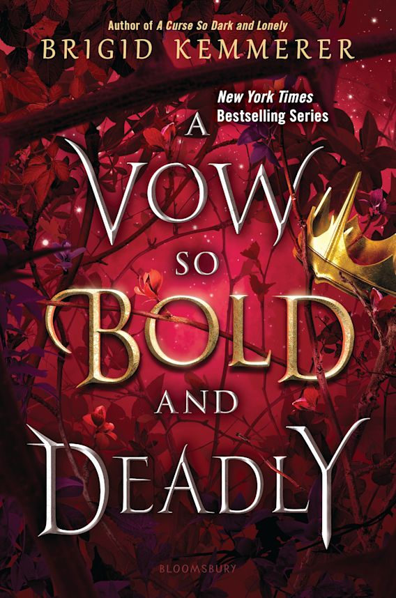 A Vow So Bold and Deadly cover