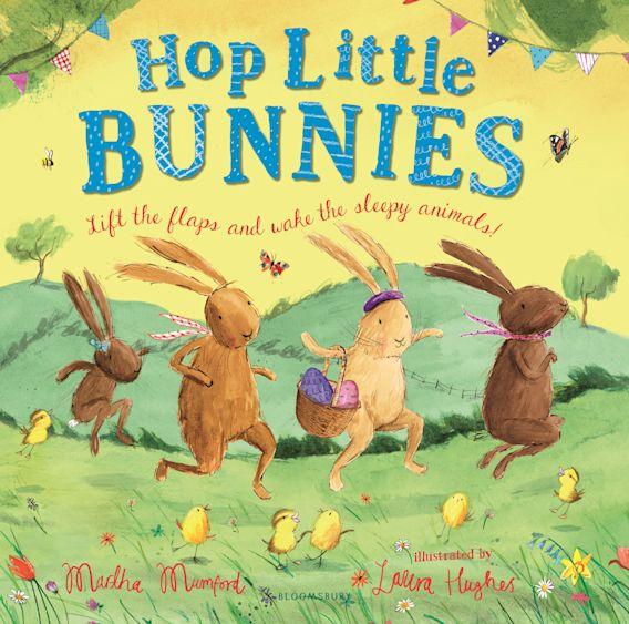 Hop Little Bunnies cover