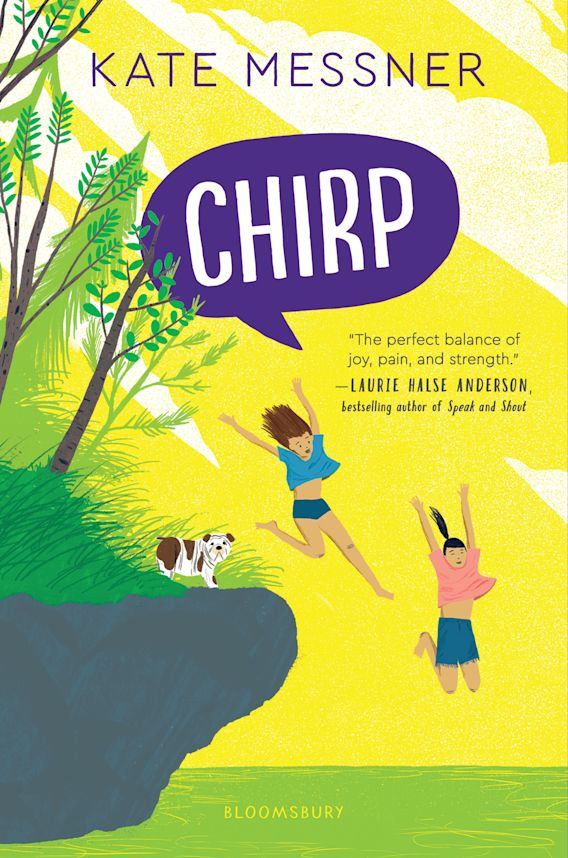 Chirp cover