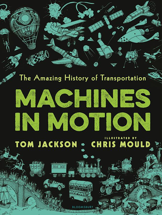 Machines in Motion cover