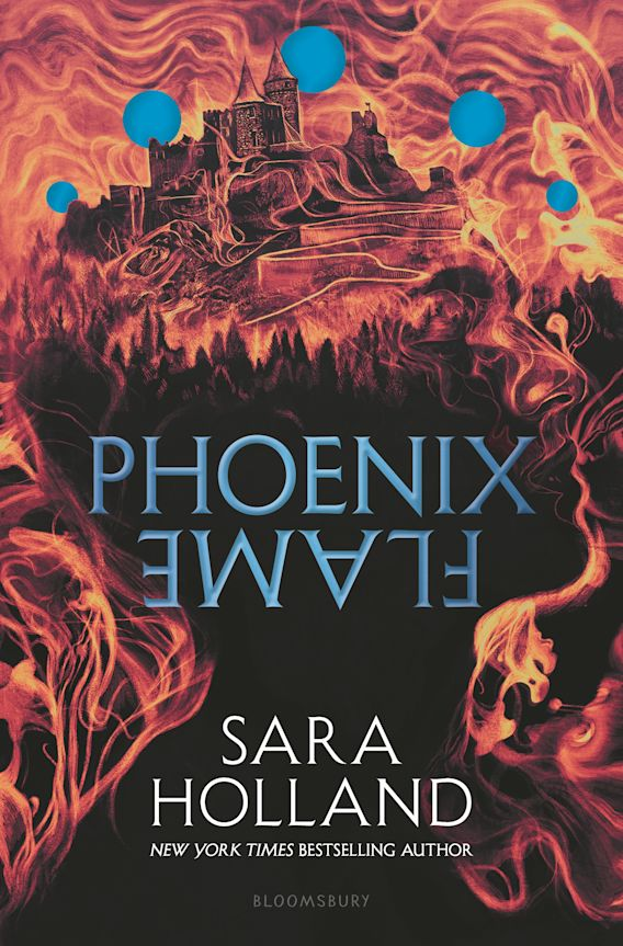 Phoenix Flame cover