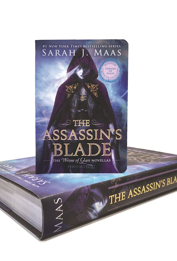 The Assassin's Blade (Miniature Character Collection) cover