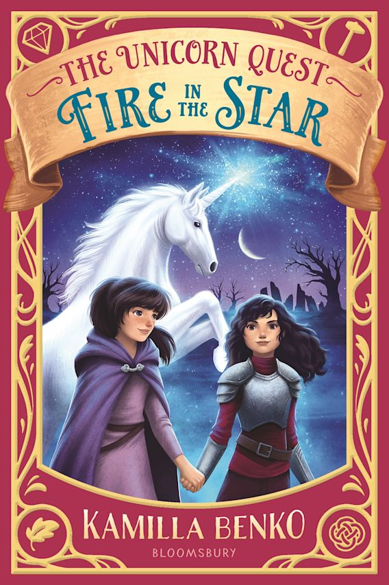 Fire in the Star cover