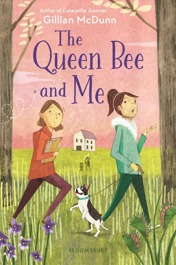 The Queen Bee and Me cover