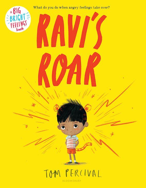Ravi's Roar cover
