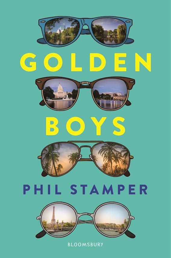 Golden Boys cover