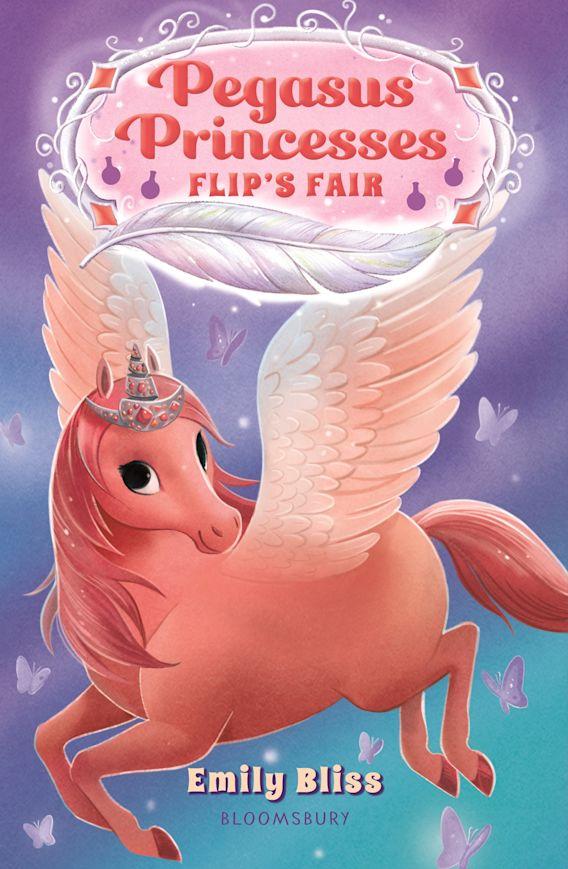 Pegasus Princesses 3: Flip's Fair cover