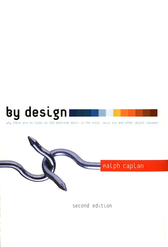 By Design 2nd edition cover