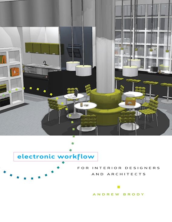 Electronic Workflow for Interior Designers & Architects cover