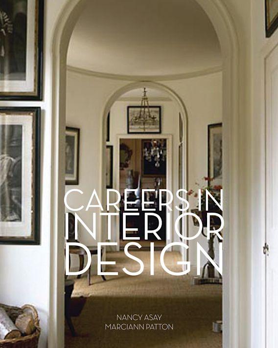 Careers in Interior Design cover
