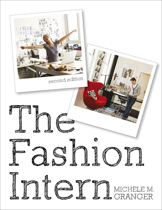 The Fashion Intern cover