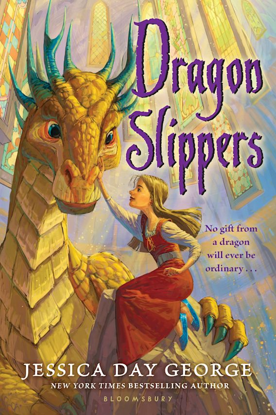 Dragon Slippers cover