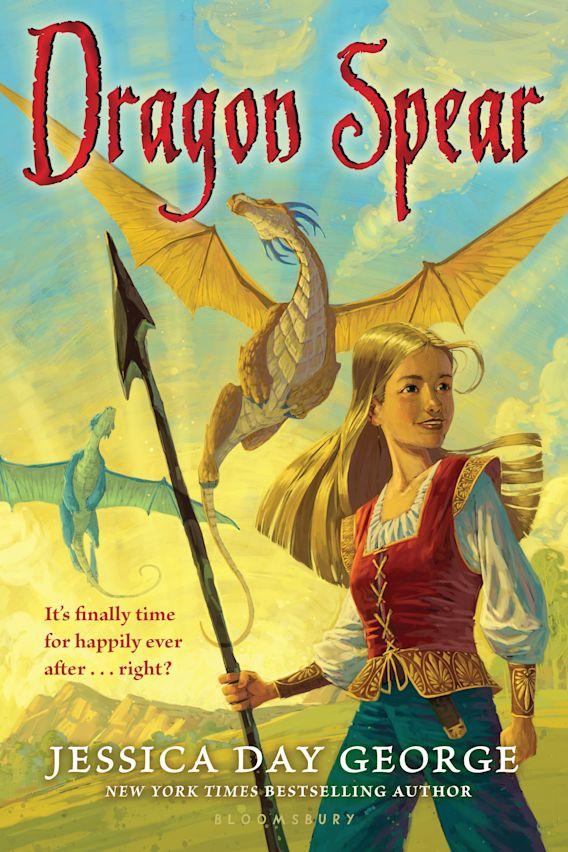 Dragon Spear cover