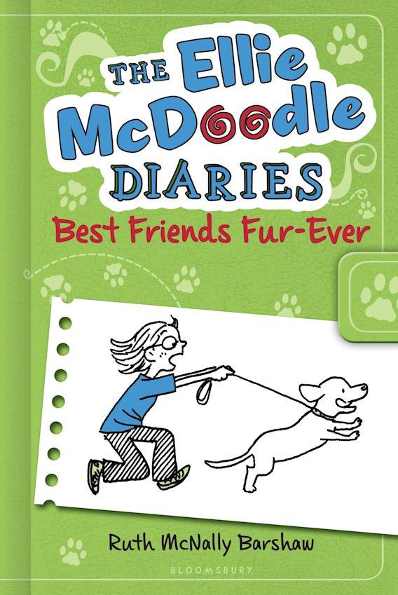 Ellie McDoodle: Best Friends Fur-Ever cover
