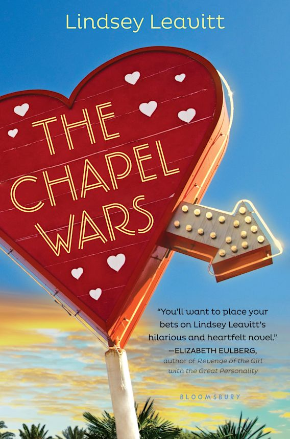 The Chapel Wars cover