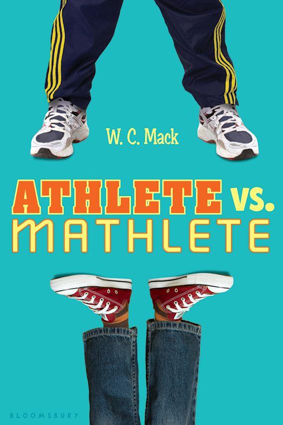 Athlete vs. Mathlete cover