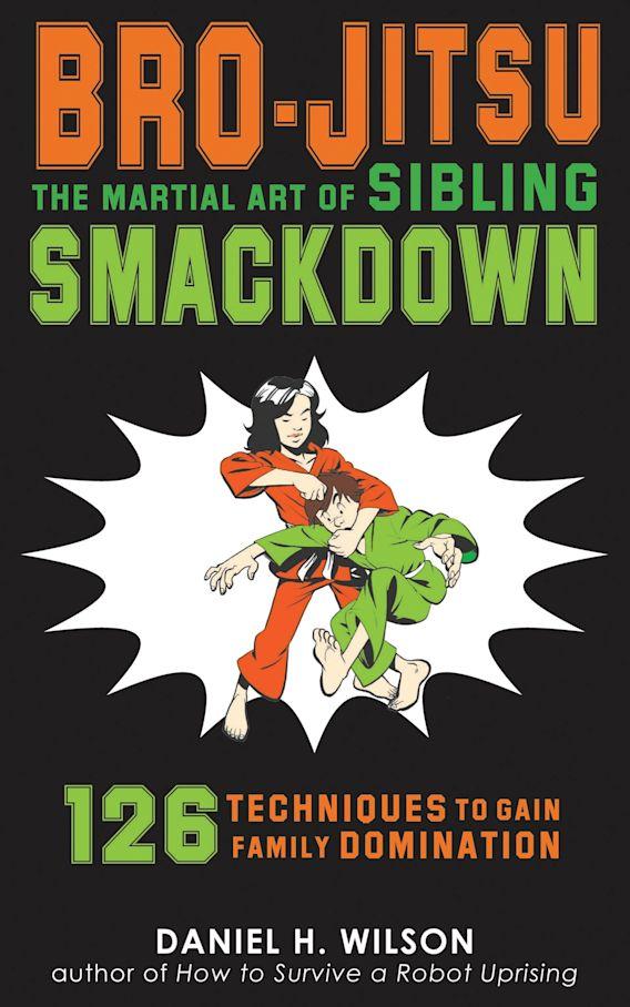 Bro-Jitsu cover